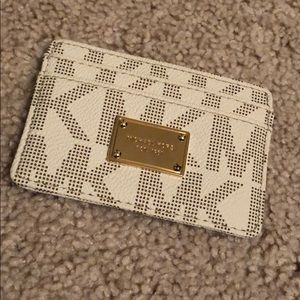 Michael kors credit card wallet